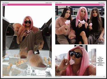 MTL Times pink