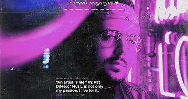 C-Heads magazine music