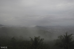Foggy day in Phuket