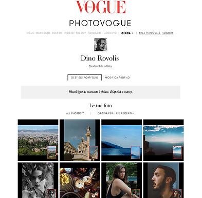 Vogue photovogue submit