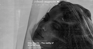 C-Heads magazine an artist's life