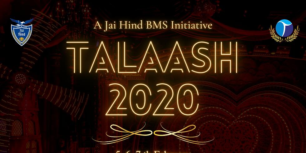 TALAASH REGISTRATIONS