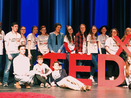 """Bringing TEDx """"Within Reach"""""""