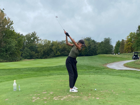 Lady Rocks Golf place third in the IHSAA Girls State Championship