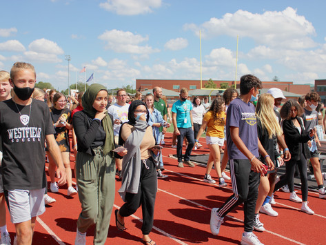 Walk With a Purpose: 2021