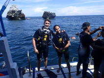 Diving in Chumphon