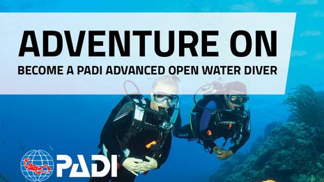 PADI Advanced Open Water Diver