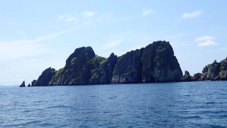 Koh Ngam Yai dive site
