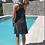 Thumbnail: Sleeveless blouse-dress