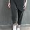 Thumbnail: Wrap skirt jogger pants