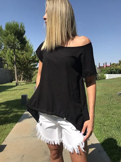 Shortsleeve round neck t-shirt