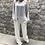 Thumbnail: Knit blouse front seam