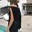 Thumbnail: Knit maxi blouse