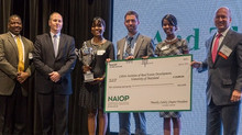 Colvin Institute Takes Capital Challenge!