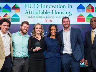 UMD Wins HUD Affordable Housing Competition