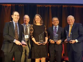 """Innovation and Entrepreneurship Real Estate Awards Honor the 2018 """"Fearless"""" Entrepreneurs"""