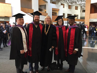 MRED Celebrates Winter Commencement
