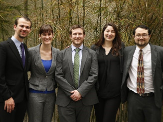 UMD Students Win 2015 ULI Hines Competition