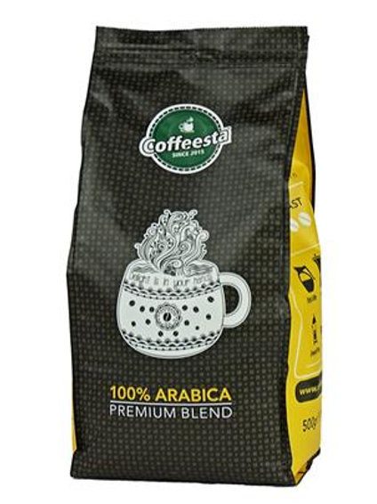 Coffeesta - 100% Arabica coffee beans