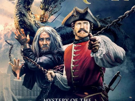 Trailer Review: Iron Mask (2020)