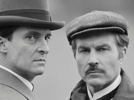 DVD Review: Sherlock Holmes: The Complete Collection