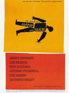 Film Review: Anatomy of a Murder (1959)