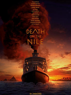 Trailer Review: Death on the Nile