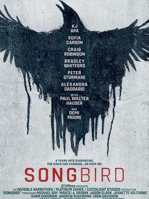 Trailer Review: Songbird (2020)