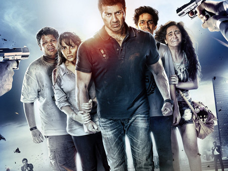 Review: Ghayal: Once Again (2016)