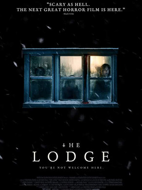 Halloween Month Review: The Lodge (2020)