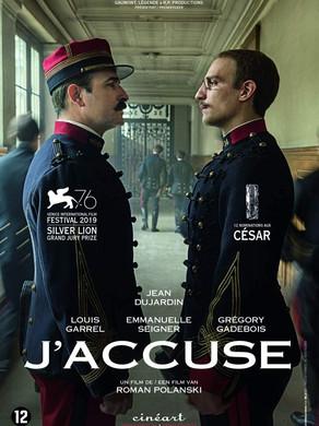 An Officer and a Spy (J'accuse) (2019)