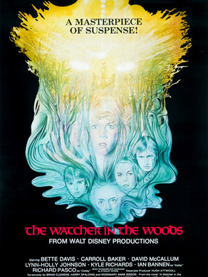 Halloween Month Review: The Watcher in the Woods (1980)