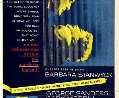 Film Review: Witness to Murder (1954)