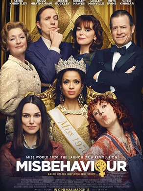 Trailer Review: Misbehaviour (2020)