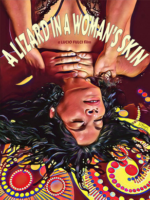 Film Review: A Lizard in a Woman's Skin (1971)