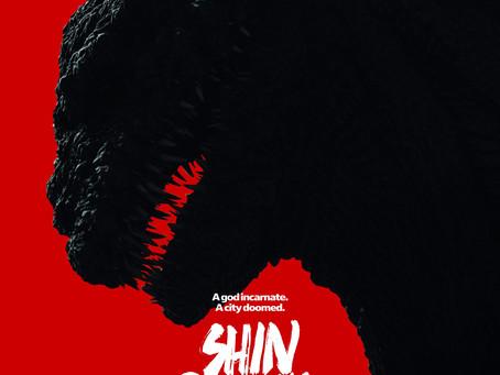 Film Review: Shin Godzilla (2016)