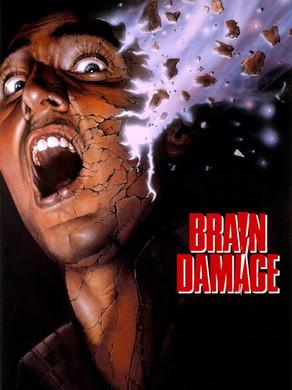 Halloween Month Beginnings: Brain Damage
