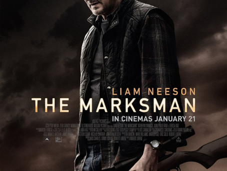 Trailers Reviews: The Marksman, News of the World and Palmer