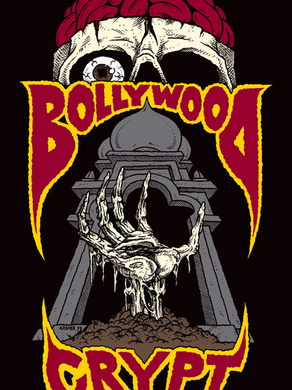 Classic Bollywood Horror Revival and  Merchandising