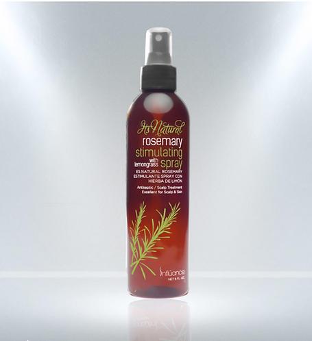 Rosemary Stimulating Spray with Lemongrass