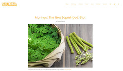 Sustain The Mag Feature on Moringa