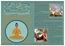 Earth Zine Feature on Mental Health & Pandemic Healing