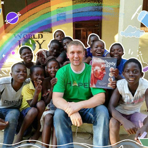 Building A House of HOPE, CONNECTION AND CHANGE: A Conversation With Tyler Sean Clark