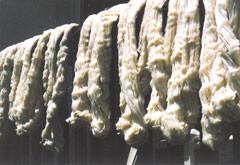 17,000 yards of yarn