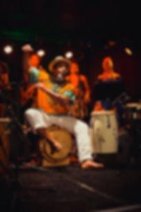 A_Philo & Les Voix du Tambour au Kalif 0