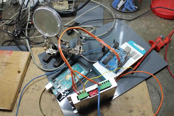 Malachi Farrell Technology Arduino Atelier