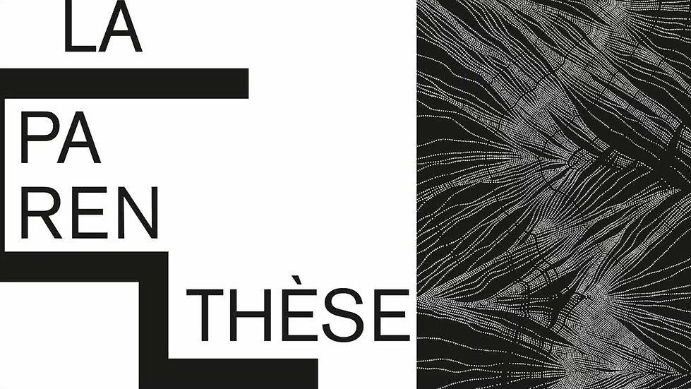 exposition Interstices d'Olivier Labbé Le Havre Galerie La parenthèse
