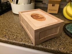 Menorial Box