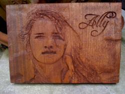 Ally Plaque