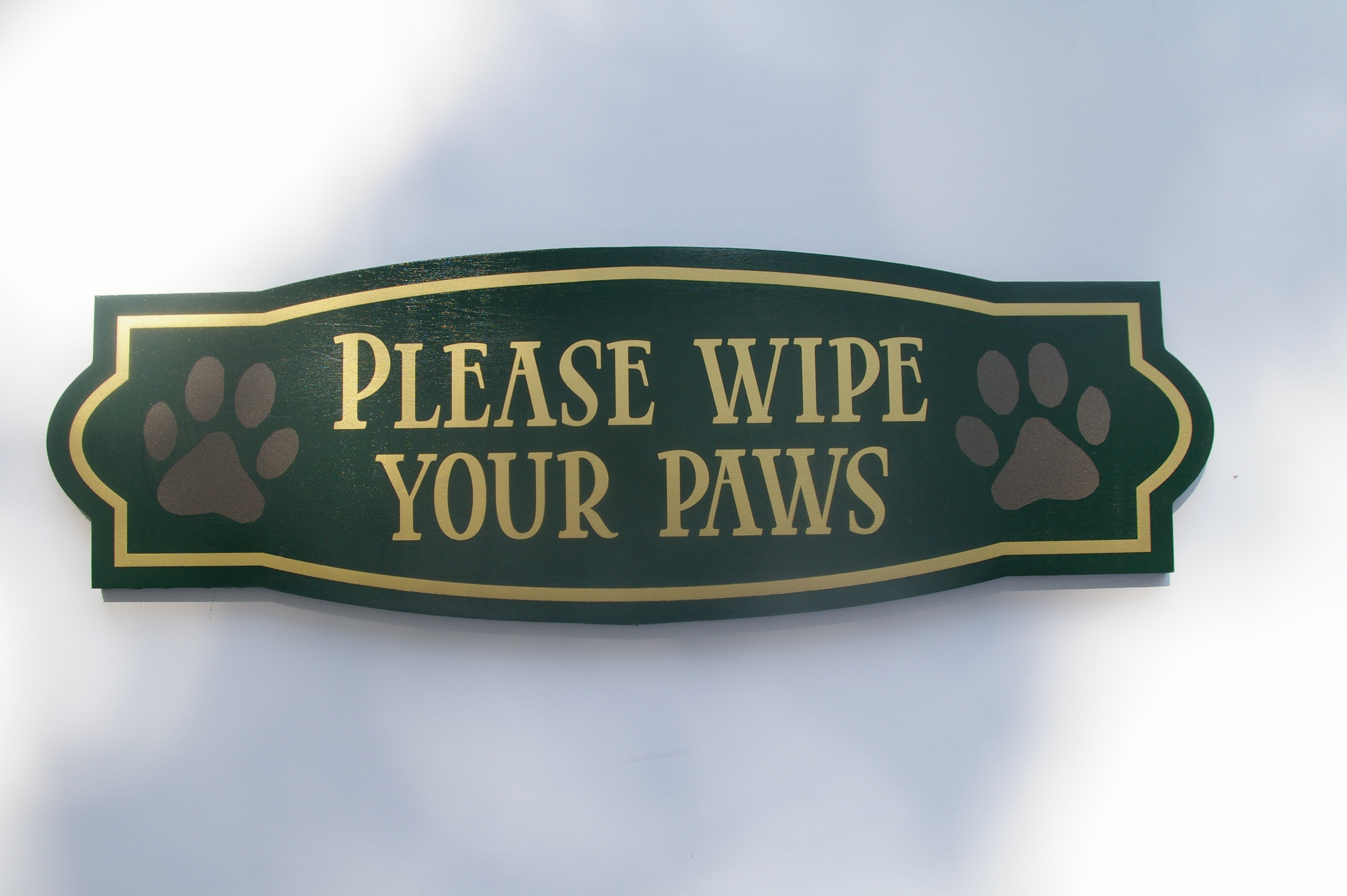 Wipe Paws